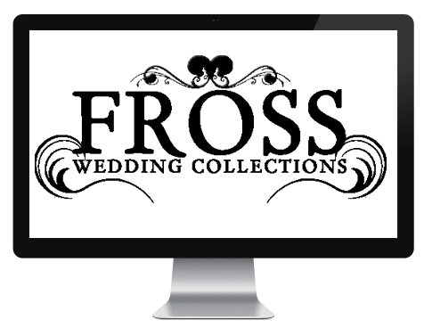 Digital Marketing Services for Fross Wedding Collection - SEO Uckfield